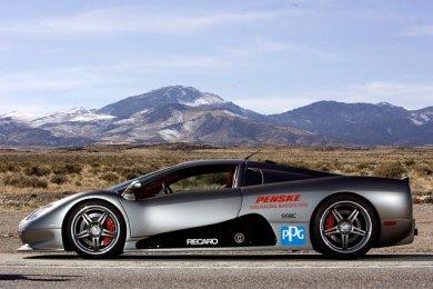 Самый быстрый серийный суперкар SSC Ultimate Aero выставлен на eBay