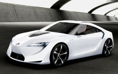 Toyota возродит спорткар MR2 в гибридной версии
