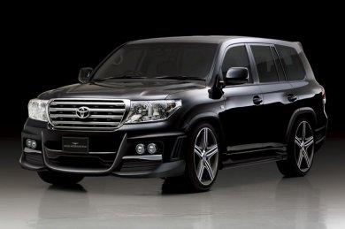 Toyota land cruiser 200 от wald все новости авто