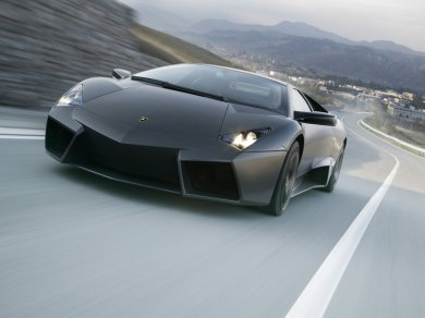 Компания Lamborghini готовит версию Reventon Roadster