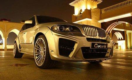 BMW X5 Typhoon от ателье G-Power