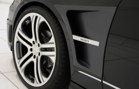 Brabus опять взялся за Mercedes-Benz E-класса