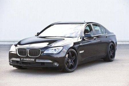 Hamann готовит BMW 7-й серии 2009 модельного года