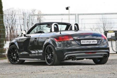 Audi TTS от ателье MC CHIP