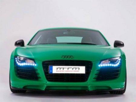 Специалисты MTM «зарядили» Audi R8